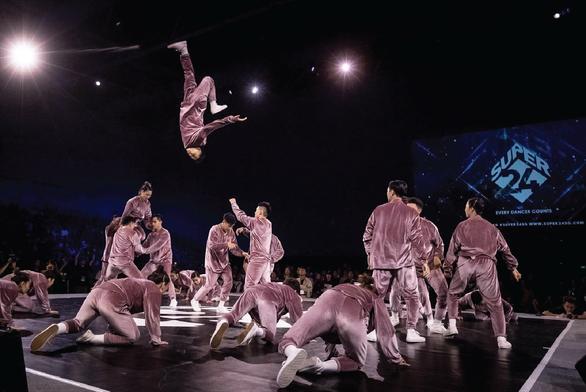 Nhóm nhảy Lyricist Việt Nam đăng quang tại cuộc thi nhảy Đông Nam Á - Ảnh 3.