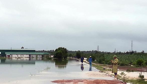Mưa to kéo dài, hàng trăm ngôi nhà ở huyện biên giới Ea Súp bị ngập chìm - Ảnh 8.