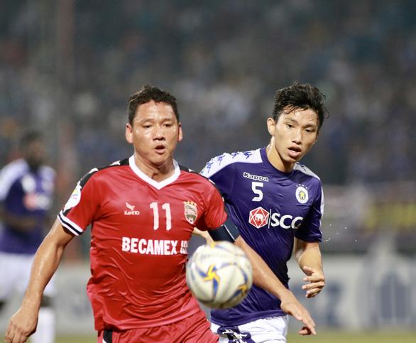 B Bình Dương thua liên tiếp khi đối đầu CLB Hà Nội - Ảnh 3.