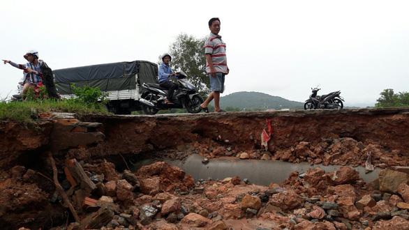 Phú Quốc thiệt hại hơn 68 tỉ đồng sau đợt ngập lịch sử - Ảnh 1.