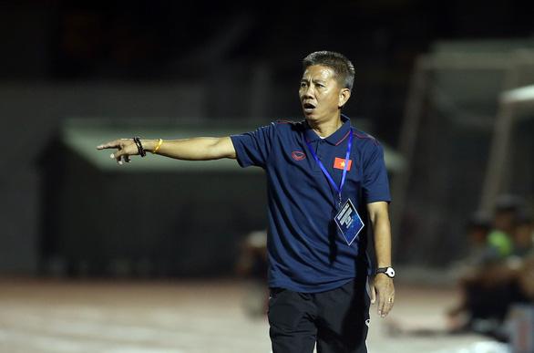 U18 Việt Nam may mắn thắng Malaysia trận ra quân - Ảnh 6.