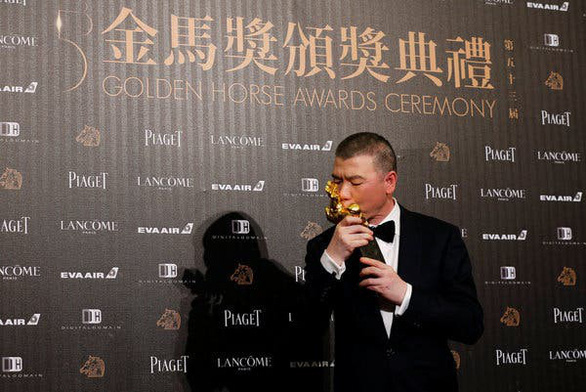 Trung Quốc cấm phim và sao của đại lục sang Đài Loan dự giải Kim Mã - Ảnh 1.
