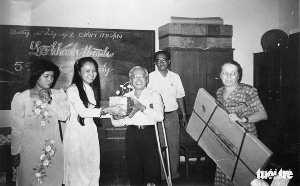 Vĩnh biệt mạnh thường quân Dương Quang Thiện - một đời sáng rỡ như tên - Ảnh 3.