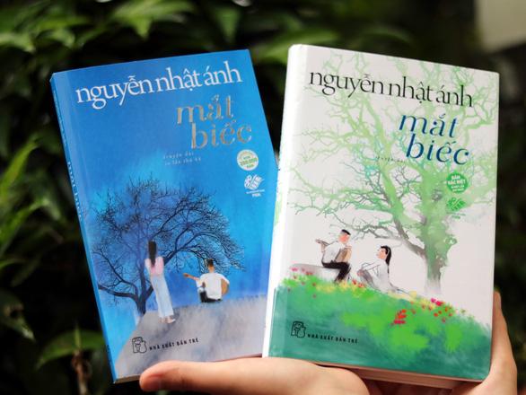 Phát hành 60.000 bản Mắt biếc của Nguyễn Nhật Ánh với diện mạo mới - Ảnh 1.