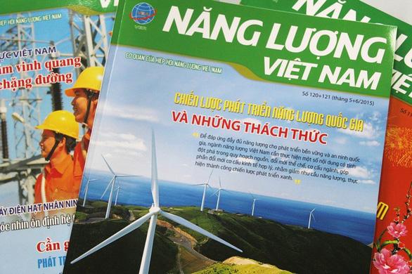 Tạp chí Năng lượng VN phản ứng sau khi bị PVN đề nghị chấn chỉnh - Ảnh 1.