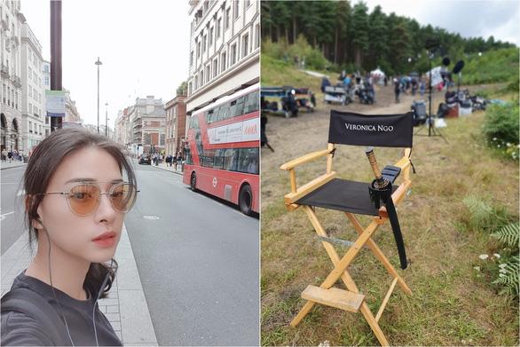 Đạo diễn phim Ngô Thanh Vân đóng cùng Charlize Theron khoe ảnh dàn diễn viên - Ảnh 2.