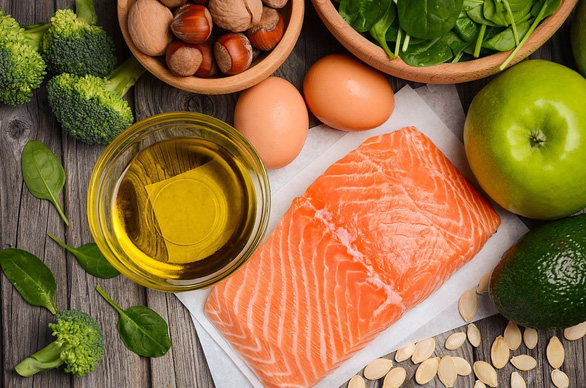Bác sĩ dinh dưỡng nói về dầu ăn cho trẻ - Ảnh 2.
