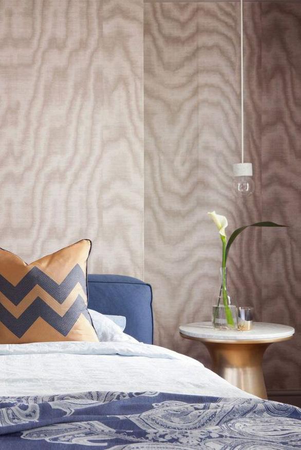 10 mẫu giấy dán tường ấn tượng làm tăng nét cá tính cho phòng ngủ - Ảnh 4.