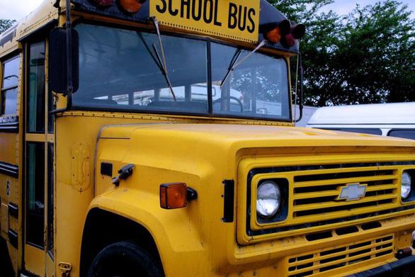 Xe đưa đón học sinh Mỹ có hệ thống cảnh báo ngăn trẻ bị bỏ quên trên xe - Ảnh 1.