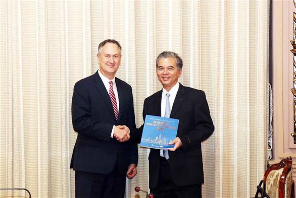 TP.HCM và tập đoàn VISA hợp tác xây dựng hệ thống thanh toán online - Ảnh 1.