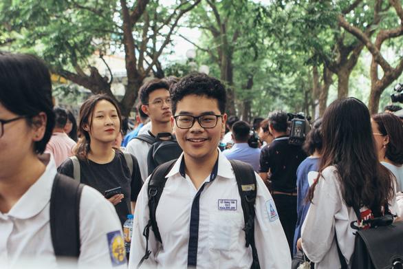 Điểm chuẩn Đại học Bách khoa Hà Nội: Cao nhất 27,42 điểm - Ảnh 1.