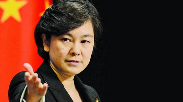 Trung Quốc tố Mỹ lạm quyền khi cấm cản Huawei - Ảnh 1.