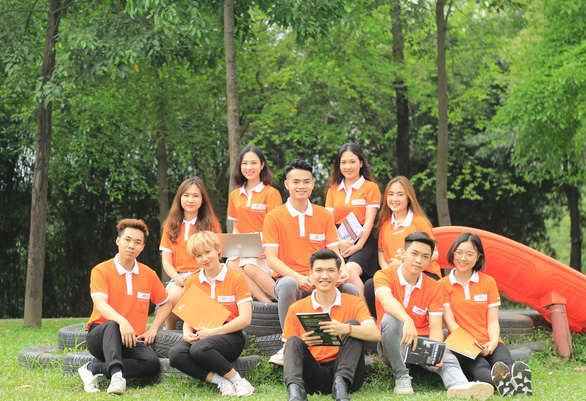 6.500 tân sinh viên nhập học Cao đẳng FPT Polytechnic sau ngày đầu tiên công bố điểm chuẩn - Ảnh 1.