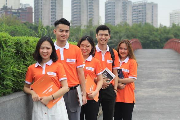 6.500 tân sinh viên nhập học Cao đẳng FPT Polytechnic sau ngày đầu tiên công bố điểm chuẩn - Ảnh 2.