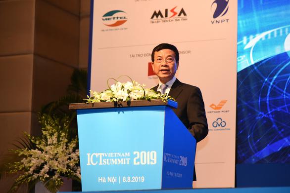 Phát triển thêm 50.000 doanh nghiệp ICT để đẩy nhanh chuyển đổi số - Ảnh 2.