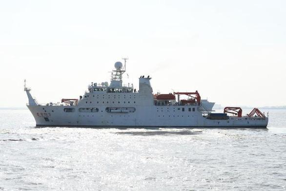 Dân Philippines sục sôi vì 2 tàu khảo sát Trung Quốc vào EEZ của mình - Ảnh 3.