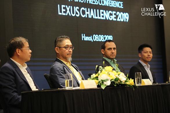 Giải golf Lexus Challenge 2019 có tổng giá trị giải thưởng 1,5 tỉ đồng - Ảnh 1.