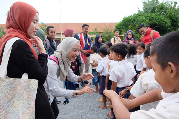 Đối thoại, hợp tác - giải pháp của người trẻ cho hòa bình bền vững - Ảnh 1.