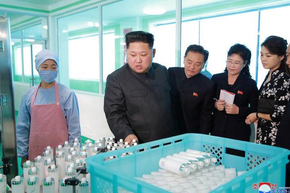Mỹ phẩm Triều Tiên tiếp bước Hàn Quốc chinh phục thế giới - Ảnh 1.
