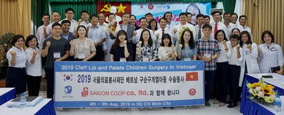 Saigon Co.op chung tay cùng chương trình Rạng rỡ nụ cười Việt Nam 2019 - Ảnh 3.
