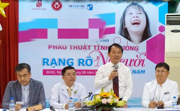 Saigon Co.op chung tay cùng chương trình Rạng rỡ nụ cười Việt Nam 2019 - Ảnh 2.