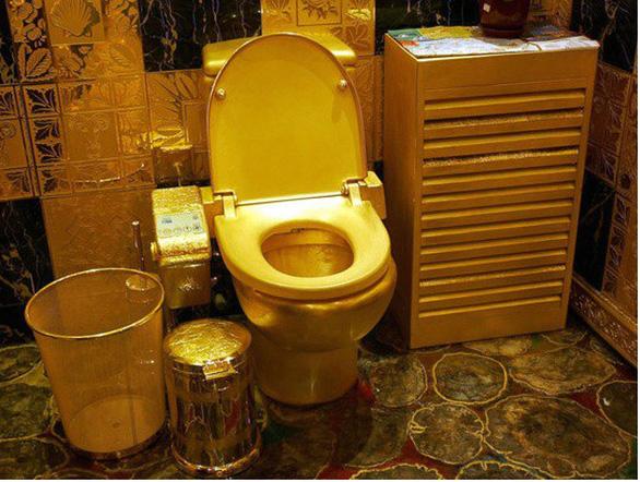 Những lưu ý về phong thủy khi thiết kế nhà vệ sinh - Ảnh 1.