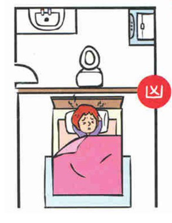 Những lưu ý về phong thủy khi thiết kế nhà vệ sinh - Ảnh 2.