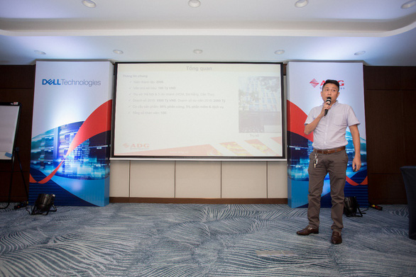 Hội thảo Data center in a Rack – Digital transformation for Enterprises tại Đà Nẵng - Ảnh 2.
