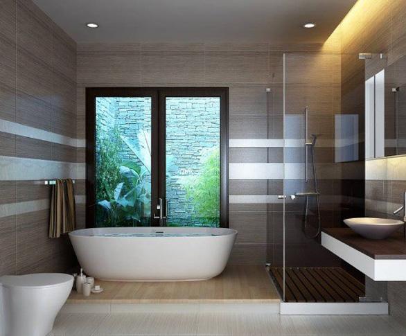 Những lưu ý về phong thủy khi thiết kế nhà vệ sinh - Ảnh 3.