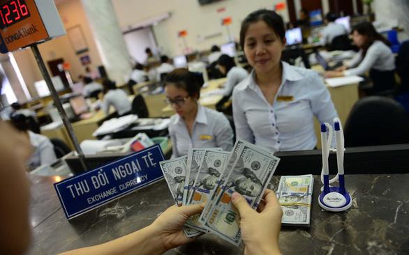 Không nên tính phá giá đồng Việt Nam - Ảnh 1.