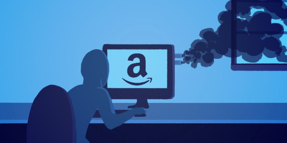 Mặt trái thương mại điện tử: Càng mua online, càng làm hại môi trường - Ảnh 1.