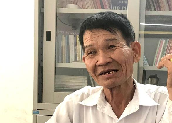 Người bị oan 38 năm gởi đơn yêu cầu khôi phục danh dự - Ảnh 1.