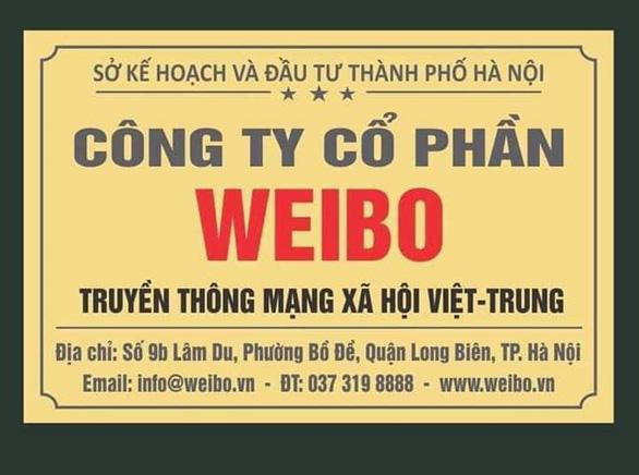 Có hay không mạng xã hội Việt - Trung Weibo ở Việt Nam? - Ảnh 1.