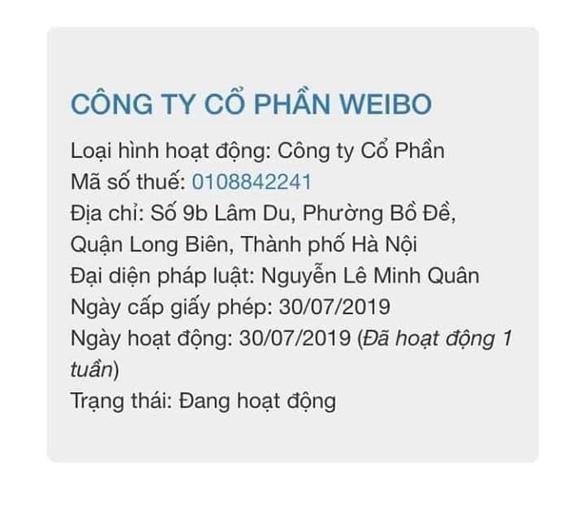 Có hay không mạng xã hội Việt - Trung Weibo ở Việt Nam? - Ảnh 3.