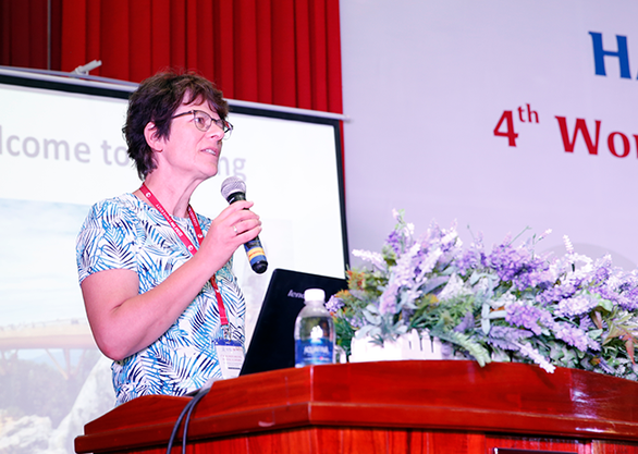 Đại học Duy Tân với hội nghị Hàn lâm trẻ toàn cầu lần thứ 4 - Ảnh 2.