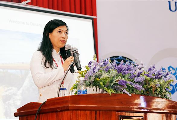 Đại học Duy Tân với hội nghị Hàn lâm trẻ toàn cầu lần thứ 4 - Ảnh 4.