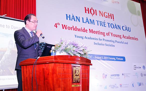 Đại học Duy Tân với hội nghị Hàn lâm trẻ toàn cầu lần thứ 4 - Ảnh 5.