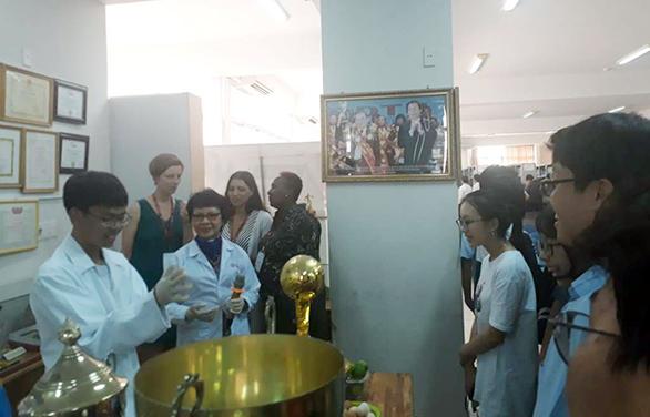 Đại học Duy Tân với hội nghị Hàn lâm trẻ toàn cầu lần thứ 4 - Ảnh 6.