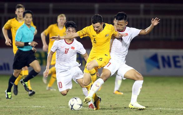 Việt Nam rơi vào thế khó khi thua Úc 1-4 ở Giải U18 Đông Nam Á 2019 - Ảnh 2.