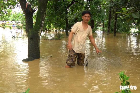 Di dời hàng trăm hộ dân khỏi khu vực ngập lụt ven sông Đồng Nai - Ảnh 2.