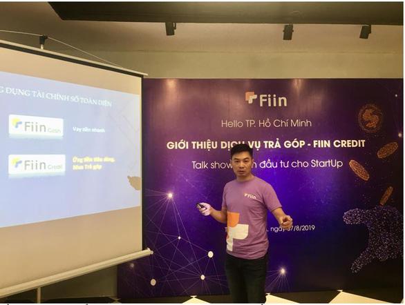 Ra mắt dịch vụ Trả góp Fiin Credit - Ảnh 2.
