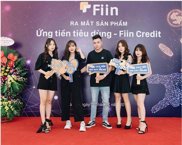 Ra mắt dịch vụ Trả góp Fiin Credit - Ảnh 3.