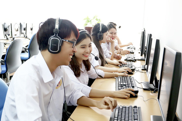 Đại học Quốc tế Sài Gòn công bố điểm chuẩn trúng tuyển - Ảnh 5.