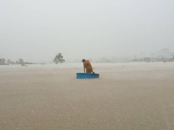 Phú Quốc đã hứng chịu đợt mưa hiếm gặp tới gần 1.000mm - Ảnh 1.