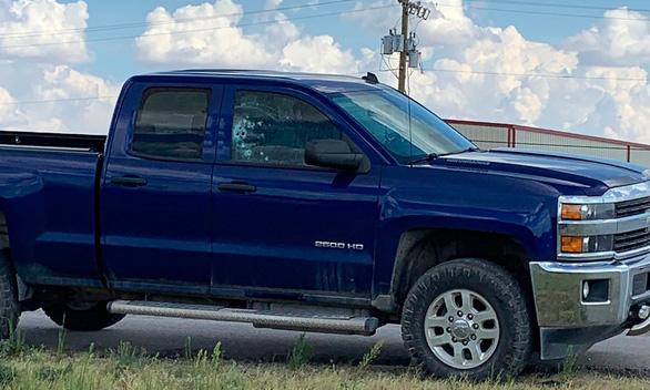 Xả súng náo loạn vào 20 người ở Texas, nghi phạm bị bắn hạ - Ảnh 1.
