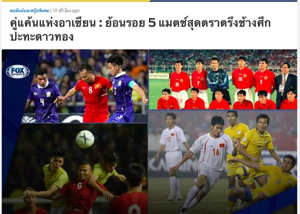 Báo Thái chọn 3 thất bại của đội nhà vào tốp 5 trận đáng nhớ giữa Thái Lan và Việt Nam - Ảnh 1.