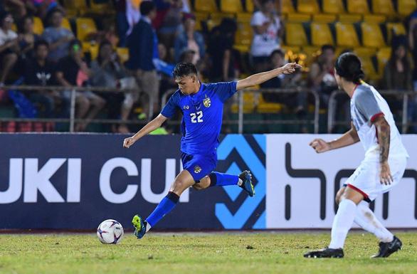 Thái Lan chốt danh sách chỉ còn... 1 tiền đạo đá với đội tuyển Việt Nam - Ảnh 1.