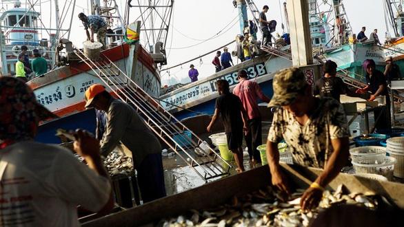 Nô lệ hiện đại ở Thái Lan - Ảnh 1.