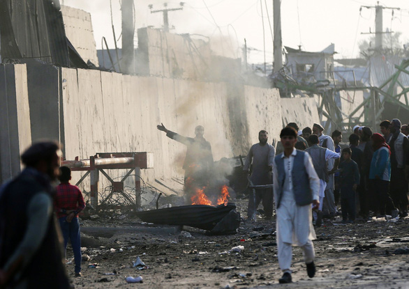Ông Trump xác nhận hòa đàm với Taliban đã chết yểu - Ảnh 1.