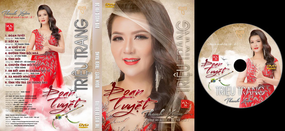 Ca sĩ Triệu Trang ra mắt cùng lúc 9 album kỷ niệm 19 năm ca hát - Ảnh 1.